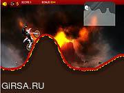 Флеш игра онлайн Hell Riders