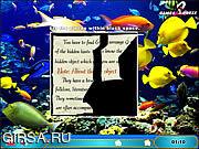 Флеш игра онлайн Спрятанные намеки - акватическая тварь / Hidden Hints - Aquatic Creature