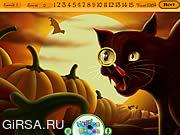 Hidden Numbers Pumpkin