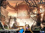 Флеш игра онлайн Спрятанные змейки