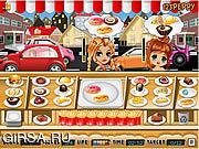 Флеш игра онлайн Придорожная булочная / Highway Bakery
