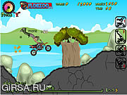 Флеш игра онлайн Hill Blazer Championship