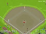 Флеш игра онлайн Битник Kickball / Hipster Kickball