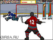 Флеш игра онлайн Хоккей