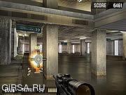 Флеш игра онлайн Горячий снайпер / Hot Shot Sniper