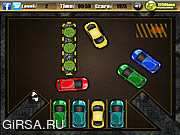Флеш игра онлайн Hotel Car Parking