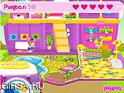 Флеш игра онлайн Пинипон Отель / Hotel Pinypon