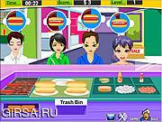 Флеш игра онлайн Хотите Хот-Дог / Hottie Hot Dog