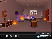 Флеш игра онлайн Пожар в Доме