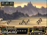 Флеш игра онлайн Земляне против Пришельцев