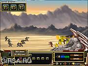 Флеш игра онлайн Мощная армия 2
