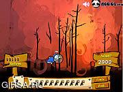 Флеш игра онлайн Hunt Penguin