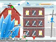 Флеш игра онлайн Лед против пламени