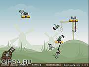 Флеш игра онлайн Impale