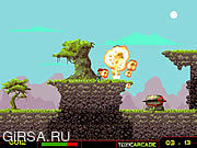 Флеш игра онлайн Начальный конфликт / Initial Conflict