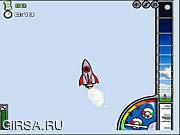 Флеш игра онлайн Вперед, в космос!