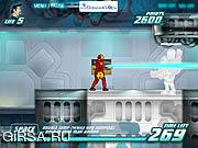 Флеш игра онлайн Приключения железного человека