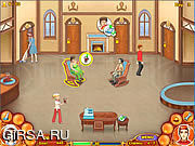 Флеш игра онлайн Отель мания Джейн / Jane's Hotel Mania
