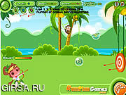 Флеш игра онлайн Jeff Archery Master