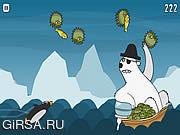 Флеш игра онлайн Jetstream Penguin