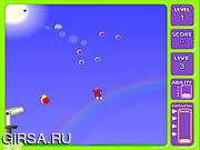 Флеш игра онлайн Jewel Bubble