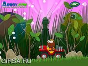 Флеш игра онлайн Путешествие мушки / Journey Of Bugzy