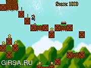 Флеш игра онлайн Поскачите Марио 3