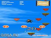 Флеш игра онлайн Jumping Little Ninja