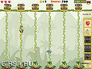 Флеш игра онлайн Jungle Juggernaut