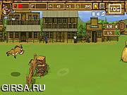 Флеш игра онлайн Kaban Racetrack