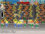 Флеш игра онлайн Пошел прочь, малыш! / Kick Out Bieber