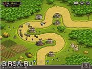 Флеш игра онлайн Королевство Rush