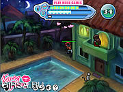 Флеш игра онлайн Kiss Finn Hudson