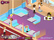 Флеш игра онлайн Управление закусочной