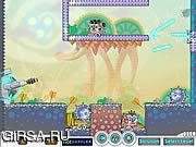 Флеш игра онлайн Laser Cannon