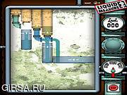 Флеш игра онлайн Веселый водосток 2
