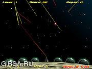 Флеш игра онлайн Lunar Command