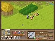 Флеш игра онлайн Сумасшедший фермер