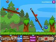 Флеш игра онлайн Mad Shapes 2