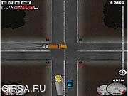 Флеш игра онлайн Mad Trucker