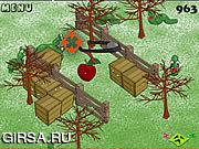 Флеш игра онлайн Безумный Червей Заражения