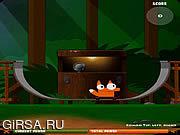 Флеш игра онлайн Madpet Хаф-Пайп