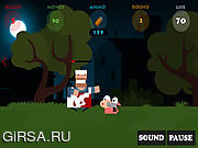 Флеш игра онлайн Madpet Massacre Mobile