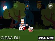 Флеш игра онлайн Злые животные