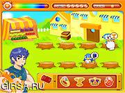 Флеш игра онлайн Волшебная ферма