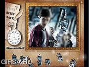 Флеш игра онлайн Magic Puzzle - Harry Potter