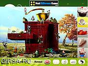 Флеш игра онлайн Магическая сказка. 5 отличий / Magic fairy tale