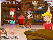Флеш игра онлайн Волшебные  Канцелярские Принадлежности / Magical Stationery
