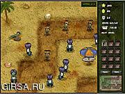 Флеш игра онлайн Maho VS Zombies