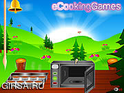 Флеш игра онлайн Make Creme Caramel